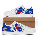 MLB Chicago Cubs Limited Edition Men's and Women's Skate Shoes NEW002337