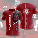 Topsportee NCAAF ALABAMA CRIMSON TIDE Limited Edition Amazing Men's and Women's T-shirt Full Sizes TOP000050