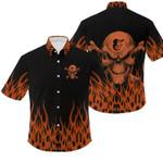 MLB Baltimore Orioles Limited Edition Hawaiian Shirt Unisex Sizes NEW001235