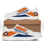 MLB Houston Astros Limited Edition Men's and Women's Skate Shoes NEW002743