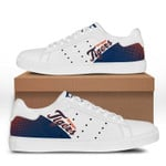MLB Detroit Tigers Limited Edition Men's and Women's Skate Shoes NEW003142