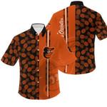 MLB Baltimore Orioles Limited Edition Hawaiian Shirt Unisex Sizes NEW000335