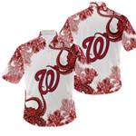 MLB Washington Nationals Limited Edition Hawaiian Shirt Unisex Sizes NEW000561