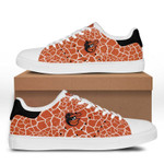 MLB Baltimore Orioles Limited Edition Men's and Women's Skate Shoes NEW001535