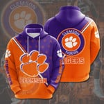 Topsportee NCAA CLEMSON TIGERS Limited Edition Amazing Men's and Women's Hoodie Full Sizes TOP000670