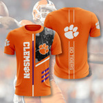 Topsportee NCAA CLEMSON TIGERS Limited Edition Amazing Men's and Women's T-shirt Full Sizes TOP000082