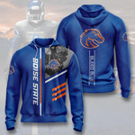 Topsportee NCAA BOISE STATE BRONCOS Limited Edition Amazing Men's and Women's zip Hoodie Full Sizes