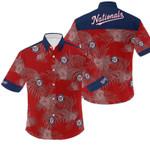 MLB Washington Nationals Limited Edition Hawaiian Shirt Unisex Sizes NEW000762