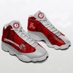 Topsportee NCAAF ALABAMA CRIMSON TIDE Limited Edition Men's and Women's Jordan 13 Sneakers All US Size TOP000056