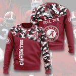 Topsportee NCAAF ALABAMA CRIMSON TIDE Limited Edition Amazing Unisex Sweatshirt Full Sizes TOP000061