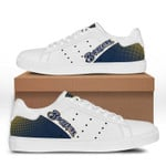 MLB Milwaukee Brewers Limited Edition Men's and Women's Skate Shoes NEW003148