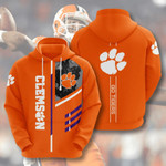 Topsportee NCAA CLEMSON TIGERS Limited Edition Amazing Men's and Women's Hoodie Full Sizes TOP000082