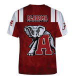 Topsportee NCAAF ALABAMA CRIMSON TIDE Limited Edition Amazing Men's and Women's Hoodie Zip up Hoodie T-shirt Full Sizes TOP000049