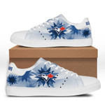 MLB Toronto Blue Jays Limited Edition Men's and Women's Skate Shoes NEW001361