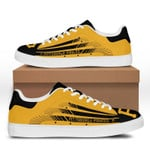MLB Pittsburgh Pirates Limited Edition Men's and Women's Skate Shoes NEW002554