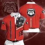 Topsportee NCAA GEORGIA BULLDOGS Limited Edition Polo t shirt Full sizes TOP000648