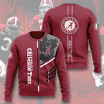Topsportee NCAAF ALABAMA CRIMSON TIDE Limited Edition Amazing Unisex Sweatshirt Full Sizes TOP000050