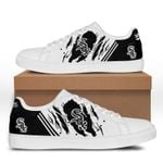MLB Chicago White Sox Limited Edition Men's and Women's Skate Shoes NEW002338