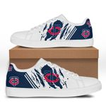 MLB Minnesota Twins Limited Edition Men's and Women's Skate Shoes NEW002349