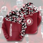 Topsportee NCAAF ALABAMA CRIMSON TIDE Limited Edition Amazing Men's and Women's Hoodie Full Sizes TOP000061