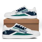 MLB Seattle Mariners Limited Edition Men's and Women's Skate Shoes NEW002757