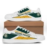MLB Oakland Athletics Limited Edition Men's and Women's Skate Shoes NEW002752