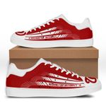 MLB Washington Nationals Limited Edition Men's and Women's Skate Shoes NEW002562