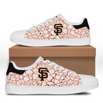 MLB San Francisco Giants Limited Edition Men's and Women's Skate Shoes NEW001556