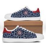 MLB Washington Nationals Limited Edition Men's and Women's Skate Shoes NEW001562
