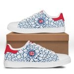 MLB Chicago Cubs Limited Edition Men's and Women's Skate Shoes NEW001537