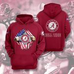 Topsportee NCAAF ALABAMA CRIMSON TIDE Limited Edition Amazing Men's and Women's Hoodie Full Sizes TOP000644