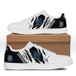 MLB Detroit Tigers Limited Edition Men's and Women's Skate Shoes NEW002342