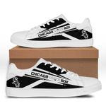 MLB Chicago White Sox Limited Edition Men's and Women's Skate Shoes NEW002738