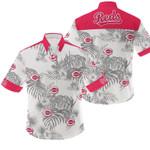 MLB Cincinnati Reds Limited Edition Hawaiian Shirt Unisex Sizes NEW000739