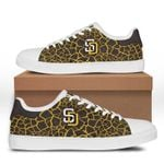 MLB San Diego Padres Limited Edition Men's and Women's Skate Shoes NEW001555