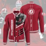 Topsportee NCAAF ALABAMA CRIMSON TIDE Limited Edition Amazing Men's and Women's Varsity Jacket Full Sizes TOP000050