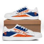 MLB New York Mets Limited Edition Men's and Women's Skate Shoes NEW002750