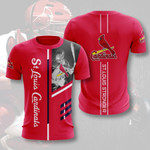 Topsportee MLB St.Louis Cardinals Limited Edition Amazing Men's and Women's T-shirt Full Sizes TOP000074