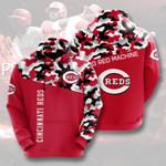 Topsportee MLB Cincinnati Reds Limited Edition Amazing Men's and Women's Hoodie Full Sizes