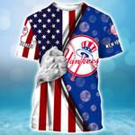 Topsportee MLB New York Yankees Limited Edition Amazing Men's and Women's Hoodie T-shirt Sweatshirt Full Sizes GTS001271