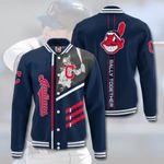 Topsportee MLB Cleveland Indians Limited Edition Amazing Men's and Women's Varsity Jacket Full Sizes GTS000571