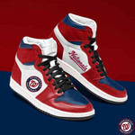 Topsportee MLB Washington Nationals Limited Edition Men's and Women's Jordan Sneakers All US Size
