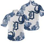 MLB Detroit Tigers Limited Edition Hawaiian Shirt Unisex Sizes NEW000542