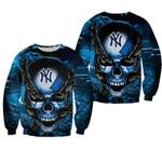 Topsportee MLB New York Yankees Limited Edition Amazing Hoodie T-shirt Sweatshirt Full Sizes GTS000574