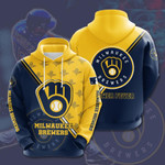 Topsportee MLB Milwaukee Brewers Limited Edition Amazing Men's and Women's Hoodie Full Sizes GTS001228