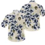 MLB Milwaukee Brewers Limited Edition Hawaiian Shirt Unisex Sizes NEW000248