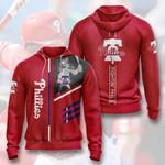 Topsportee MLB Philadelphia Phillies Limited Edition Amazing Men's and Women's zip up Hoodie Full Sizes GTS001102