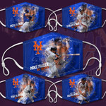 Topsportee MLB New York Mets Limited Edition Amazing 5PCS Set PM2.5 Activated Carbon Filter Face Masks
