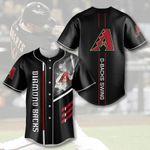 Topsportee MLB Arizona Diamondbacks Limited Edition Amazing Men's and Women's Baseball Jersey Full Sizes GTS000777