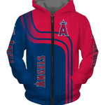 Topsportee MLB Los Angeles Angels Limited Edition Amazing Men's and Women's Hoodie Full Sizes TOP000713